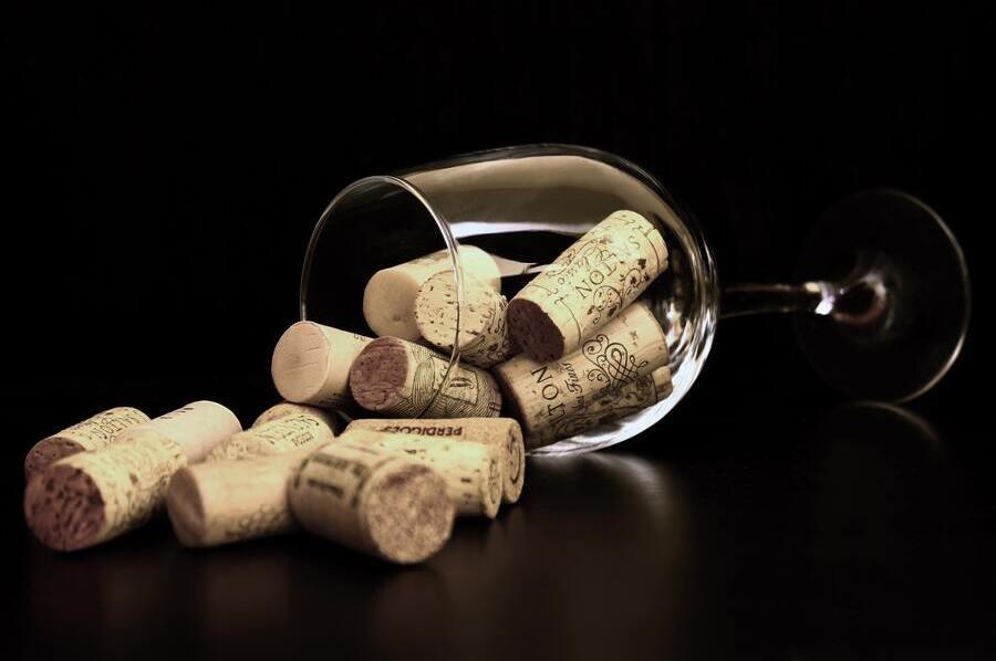 Las palabras del vino: letra i